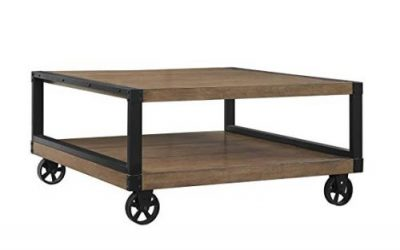 Top 10 Best Rustic Coffee Table in 2019 Reviews
