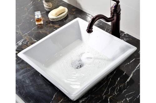 Ceramic Vessel Vanity Bathroom Sink Art Basin