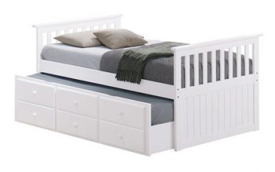 Trundle Beds: Top 10 Best Trundle Beds for Children, Kids and Toddlers in 2019