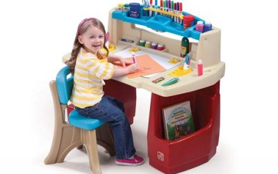 Top 10 Best Children Desks Reviews In 2019