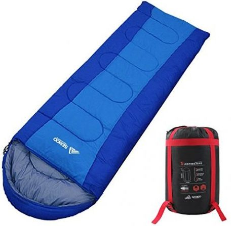 Comfort Lightweight Portable, Easy to Compress, Envelope Sleeping Bags