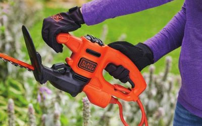 Top 10 Best Electric Hedge Trimmers Reviews In 2019