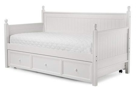 Fashion Bed Group Bed Trundle Drawer, Trundle Beds for Kids
