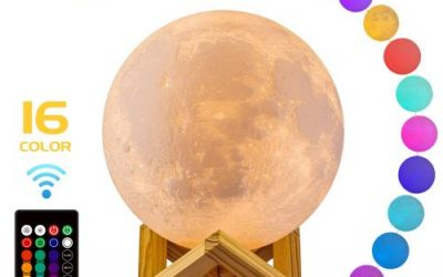 Top 10 Best Moon Lamp in 2019 Review