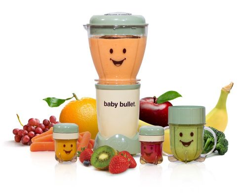 Magic Bullet Baby Care System, Best Baby Food Makers