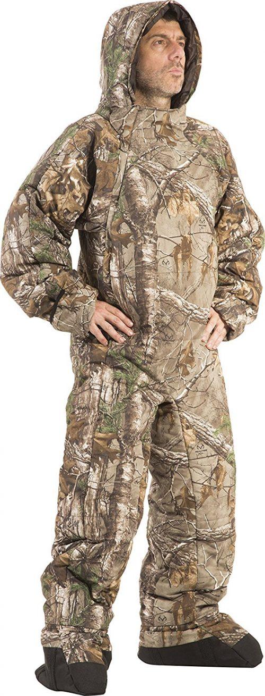 Selk'bag Adult Pursuit Wearable Sleeping Bags: Realtree Xtra