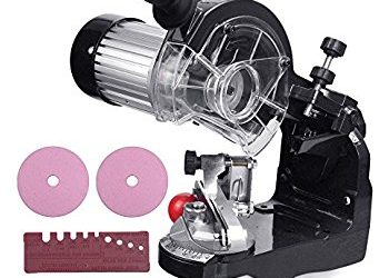 Top 10 Best Chainsaw Sharpeners in 2019 Reviews