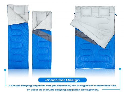 Waterproof, Comfortable & Compact for Hiking, Trekking, Camping or other Outdoor Activities